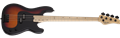 Schecter    DIAMOND SERIES P-4  3-Tone Sunburst     4-String Electric Bass Guitar 2020
