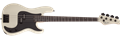 Schecter    DIAMOND SERIES   P-4 Ivory  4-String Electric Bass Guitar 2020