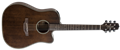 Takamine P1DC SM Satin Molasses 6-String Acoustic Electric guitar