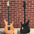 Schecter DIAMOND SERIES PROTOTYPE Banshee Elite Natural Flame 6-String Electric Guitar