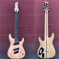 Schecter    DIAMOND SERIES PROTOTYPE  SLS C-7MS FF Natural   7-String Electric Guitar
