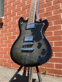 Schecter DIAMOND SERIES PROTOTYPE Tempest Charcoal Burst 6-String Electric Guitar