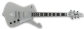 IBANEZ    PS120SP  Paul Stanley Iceman Silver Sparkle 6-String Electric Guitar