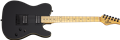 Schecter DIAMOND SERIES  PT  Black/Maple Neck   6-String Electric Guitar
