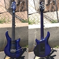 Ernie Ball/Music Man John Petrucci Monarchy Majesty Imperial Blue  6-String Electric Guitar 2018