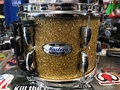 "Pearl Masters MCT 7x10"" Gold Sparkle Lacquer Tom"