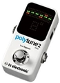 TC ELECTRONIC Polytune-2 Mini   Guitar Pedal Tuner