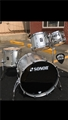 Sonor PROLITE Silver Sparkle High Gloss 4-Piece Shell Pack