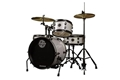Ludwig Questlove Silver  Sparkle The Pocket Drum Kit