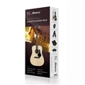 Alvarez Regent RD26S-AGP Natural 6-String Acoustic Guitar Pack