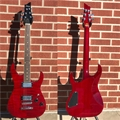 Schecter DIAMOND SERIES PROTOTYPE Banshee See Thru Cherry 6-String Electric Guitar