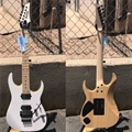 IBANEZ Prestige RG652AHM - Antique White Blonde     6-String Electric Guitar 2018