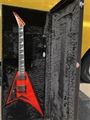 USED 2007 Jackson Custom Shop USA RR-1T Trans Orange Left Handed 6-String Electric Guitar