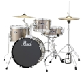 Pearl Roadshow RS584C/C Bronze Metallic 4-piece Complete Drum Set