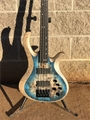Schecter DIAMOND SERIES PROTOTYPE Riot-4 Sky Blue Satin  4-String Electric Bass Guitar 2019