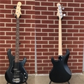 G&L TRIBUTE SERIES SB-2  Black Frost  4-String Electric Bass