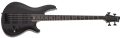 Schecter    DIAMOND SERIES  SLS Evil Twin-4 Satin Black  4-String Electric Bass Guitar 2019