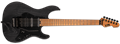 LTD DELUXE SN-1000FR Black Blast  6-String Electric Guitar 2020