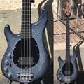 Ernie Ball/Music Man Sterling-4 PDN Starry Night Left Handed 4-String Electric Bass Guitar