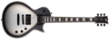 LTD DELUXE EC-1001T CTM SILVER SUNBURST SATIN 6-String Electric Guitar 2019