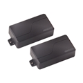 FISHMAN Fluence PRF-MHB-SB2  Modern Humbucker, Set, Black Plastic