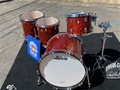 Ludwig USA Classic  Sunset Diamond 4-Piece Shell Pack