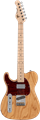 G&L TRIBUTE SERIES ASAT Classic Bluesboy Natural Gloss Left Handed   6-String Electric Guitar