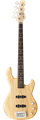 G&L TRIBUTE SERIES  JB-2 Natural   4-String Electric Bass Guitar