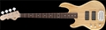 G&L TRIBUTE SERIES L-2000 Natural Gloss Left Handed 4-String Electric Bass