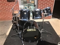 USED TAMA Starclassic  Birch Piano Black 6-Piece Shell Kit