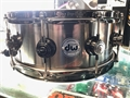 "DW USA Collectors  Titanium 5 1/2 x14""  Snare Drum"