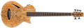 LTD Thinline TL-5SM Natural Gloss  5-String Acoustic Electric Bass Guitar