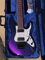 Schecter DIAMOND SERIES PROTOTYPE Banshee Extreme FR-7 Ultra Violet w/pg  7-String Electric Guitar 2017