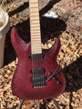 Schecter DIAMOND SERIES PROTOTYPE Apocalypse C-1FR Vampyre Red Satin   6-String Electric Guitar