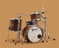Premier British Collection  Vintage Series Bebop Satin Mahogany 3-Piece Drum Set