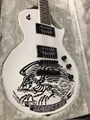 LTD SIGNATURE SERIES WA-Warbird SE Grey Will Adler   6-String Electric Guitar