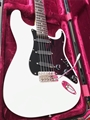 Schecter DIAMOND SERIES PROTOTYPE Traditional   White w/EMG's  6-String Electric Guitar