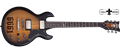 Schecter    DIAMOND SERIES Zacky Vengeance 6661 Aged Natural Satin Black Burst  6-String Electric Guitar