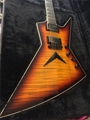 Dean USA   Dave Mustaine  ZERO Flame Top Tiger Eye 6-String Electric Guitar
