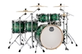 MAPEX Armory 6-PC Studioease Emerald Green Shell Pack (short toms)