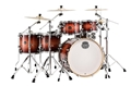 MAPEX Armory 6-PC Studioease Redwood Burst  Shell Pack (short toms)