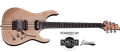 Schecter DIAMOND SERIES BANSHEE ELITE-6 FR/S Gloss Natural 6-String Electric Guitar