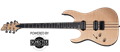 Schecter    DIAMOND SERIES BANSHEE ELITE-6 Gloss Natural Left Handed 6-String Electric Guitar