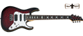Schecter DIAMOND SERIES Banshee Extreme Black Cherry Burst 7-String Electric Guitar