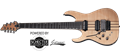 Schecter    DIAMOND SERIES BANSHEE ELITE-7 FR/S Gloss Natural   Left Handed 7-String Electric  Guitar