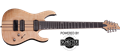 Schecter    DIAMOND SERIES BANSHEE ELITE-8 Gloss Natural  8-String Electric Guitar