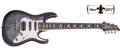 Schecter    DIAMOND SERIES Banshee Extreme Charcoal Burst   7-String Electric Guitar