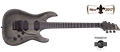 Schecter DIAMOND SERIES   C-1FR APOCALYPSE Rusty Grey 6-String Electric Guitar