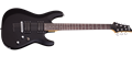 Schecter DIAMOND SERIES C-6 Deluxe Satin Black  6-String Electric Guitar