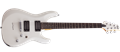 Schecter DIAMOND SERIES C-6 Deluxe Satin White   6-String Electric Guitar